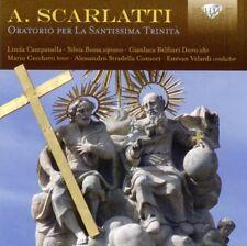 Oratorio per la Santissima Trinita-a, Stradella Consort/Velardi 2 CD NUOVO