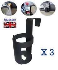 3X Car Multifunctional Door Mount Cup/Drink/Can/Phone Holder Stand Bottle Opener