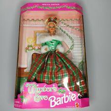 1994 Winter's Eve Barbie Special Edition Vintage Authentic NIB