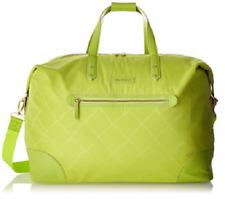 Vera Bradley 15608-515 Luggage Preppy Poly Travel Duffel Citrine