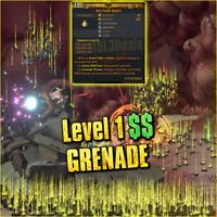 🤑Borderlands 3 MONEY💵 Grenade Modded LEVEL 1 Legendary CASH💸 Grenade PS4 XBOX