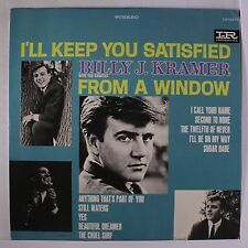 Billy J Kramer with The Dakotas - I'll Keep You Satisfied - LP