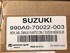 05-16 Suzuki C50 50T Boulevard Replacement OEM Windshield Screen 990A0-70022-003