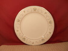 """American Royalty China Blue Versailles Pattern Dinner Plate 10 7/8"""""""
