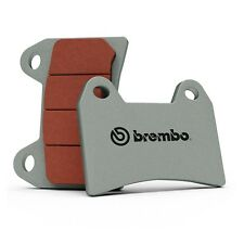 Bimota 1099 DB7 2009 on Brembo Sintered Race/Road Front Brake Pads