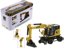 """CAT Caterpillar M323F Railroad Wheeled Excavator with 3 Accessories """"High Line"""""""