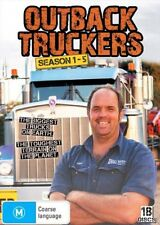 Outback Truckers Series : Seasons 1-5 : NEW DVD Box Set