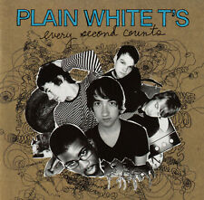 Plain White T's: Every Second Counts (CD)