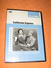 """FILM IN DVD   *CALIFORNIA EXPRESS"""" - U.S.A. 1946"""