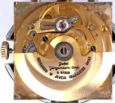 Jules Jurgensen  Automatic - ETA 2782 -  Running  Movement - Sold for Parts !