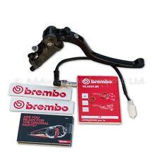 Brembo Racing PR 19x20 Forged Brake Master Cylinder  - 110476060