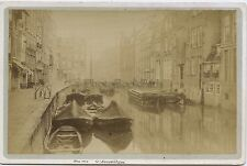 Amsterdam Pays-Bas Holland Vintage albumine ca 1875-80