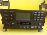 2003 Jaguar S Type Radio Stereo 2R83-18K876-AC _
