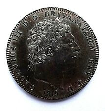 More details for george iii 1819 lix crown  ef
