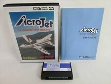 msx ACRO JET MSX2 Import Japan Video Game 20328 msx