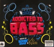 Addicted To Bass 2012 by Ministry of Sound - NEW & SEALED 2CD 45 tracks Dubstep