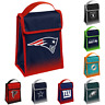 NFL Football Team Logo Gradient Hook & Loop Cooler Lunch Bag - Pick Team