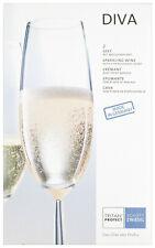 Schott Zwiesel Diva Nr. 7 Sektglas, Champagnerkelch 2 St. ca. 219 ml Art. 104594