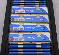 Kingston HyperX 8GB Kit (4 x 2GB) KHX8500D2K2/4G PC2-8500 DDR2 KHX8500D2/2G