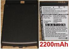 Custodia+Batteria 2200mAh tipo 35H00125-07M,BA S360,TOPA160 per MDA Compact V