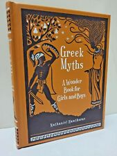 Greek Myths a Wonder Book for Girl & Boys Hardcover – March 14 2013