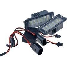 2x18SMD Error free LED License Number Plate Light lamps V~W Golf MK4 MK5 MK6