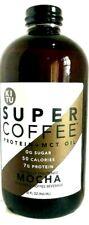 Kitu Mocha Super Coffee with Protein & MCT Oil Sugar Free 32 oz