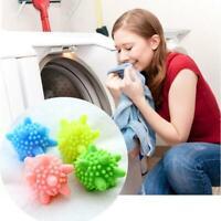 5x Eco Magic Laundry Ball Orb No Detergent Wash Wizard Style Washing Machine New
