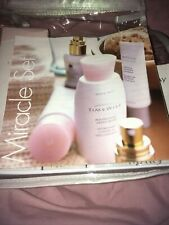 New Mary Kay TimeWise Miracle Set All Skin Types 4 Piece Set + Bag New