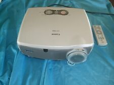 Canon LV-7260 Projector w/remote, lens cover and power cord