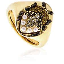 Swarovski Magnetic Ladies Signet Ring