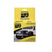 2 boxes TRIM RESTORER RUST-OLEUM Wipe New Faded Plastic Bumpers Dashboard Vinyl