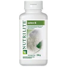 Amway Selen E schütz Zellen als Antioxidantien + fördert Spermatogenese xy