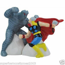 The Mighty Thor vs. Destroyer Salt and Pepper Shakers Marvel Comics New 22920