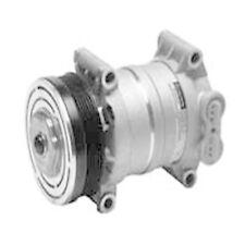 A/C Compressor and Clutch-New Compressor DENSO 471-9166