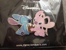 Stitch Angel holidays coktail pin Disneyland Paris DLP Open edition 2017