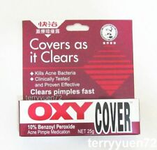 OXY Cover for Acne pimple (10% benzoyl peroxide) 25g
