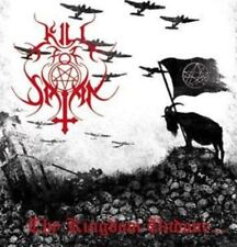 Kill for Satan - Thy Kingdom Undone... ARMOURED ANGEL CD NEU