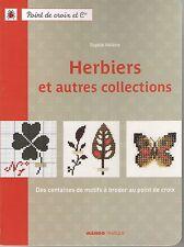 livre mango herbiers et autres collections point de croix