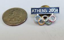 Athens 2004 Olympics Lapel Pin