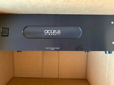 Acurus A100 Stereo Amp by Mondial. One owner in perfect condition.