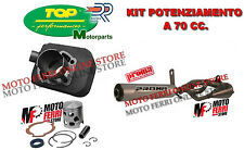 KIT MOTORE 70 CILINDRO DR 43 SP 12 MARMITTA PROMA RACING CIRCUIT PRO CIAO PX SC