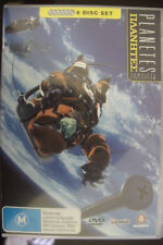 THE PLANETES COLLECTION 1-6 DVDS RARE ANIME CARTOON EPISODES COMPLETE SERIES PAL