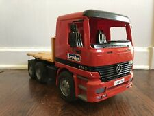 Bruder Crane Lift Tow Truck Mercedes Actros 4143  MADE IN GERMANY