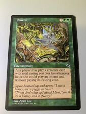 Aluren MTG Magic Tempest Magic,, Near Mint!
