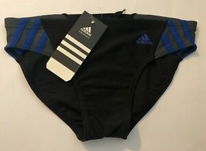 Boys 9-10 Years Adidas Performance Front Lined Swimming Trunks/Pants RRP $39.99
