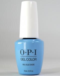 OPI Soak Off Gel Nail Polish GC N87 Mali-blue Shore 0.5oz