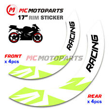17' Rim Vinyl Sticker Tapes S09 Decal For Buell Xb12X Xt Ulysses (Fits: Buell Cyclone)