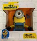 Minions Stuart DM3 Digital Display Kids Alarm Clock Bulb Botz Light Up BNIB