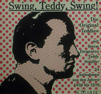 CD DIE ORIGINAL TEDDIES / TEDDY STAUFFER - swing, teddy, swing!, Bob's Music